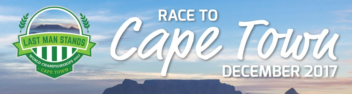 Last Man Stands Race To Cape Town